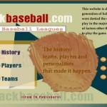 Blackbaseball's Negro Baseball Leagues