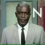 Sesame Street – Jackie Robinson recites the Alphabet