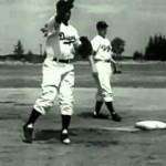 Jackie Robinson game footage
