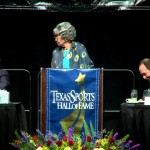 Texas Sports Hall of Fame 2010 Induction Willie Wells